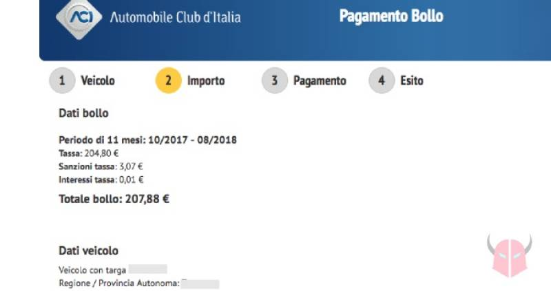 Calcolo Bollo Auto