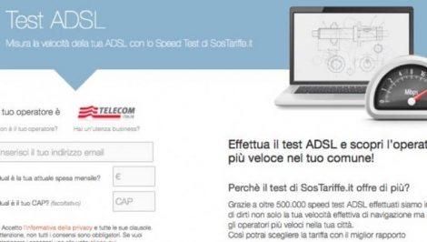 Test Alice Adsl